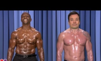 Terry Crews and Jimmy Fallon Perform First-Ever Nip-Sync Duet on The Tonight Show