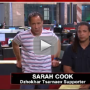 Sarah Cook, Dzhokhar Tsarnaev Supporter, Tells Us Why Terrorist Heart Throb is Like, Innocent