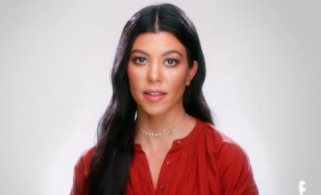 Kourtney Kardashian Interview Pic