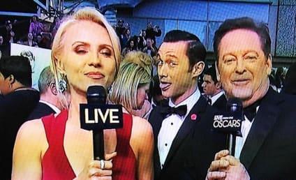 Joseph Gordon-Levitt: Oscar Photo Bomb Champion!