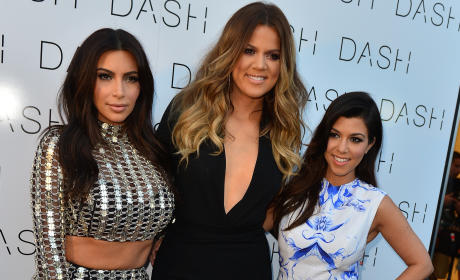 Khloe, Kourtney and Kim Kardashian: Off to Armenia!