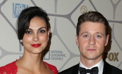 Morena Baccarin and Ben McKenzie Welcome Baby Girl!