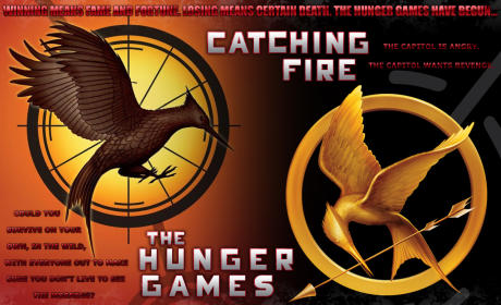 Catching Fire to Be Released On...