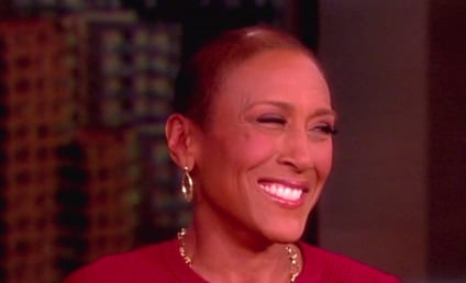 Robin Roberts Hospitalized, Will Return Next Week to GMA
