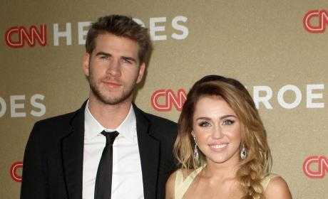 Miley & Liam: Engaged! Living Together! Totes in Love Again!