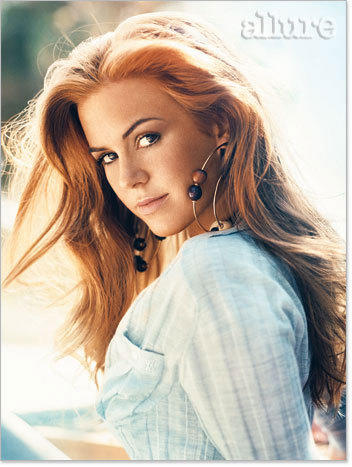 The Allure of Isla Fisher