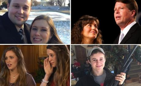 23 Biggest Duggar Family Scandals: How Low Can They Go?!
