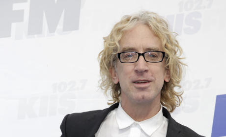 Andy Dick: Harassing Ireland Baldwin in Rehab?!