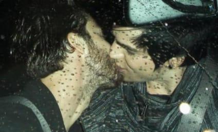 Adam Lambert and Drake LaBry: Cute Kissing Couple!