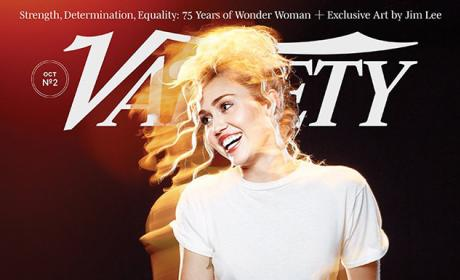 Miley Cyrus 2016 Variety Cover