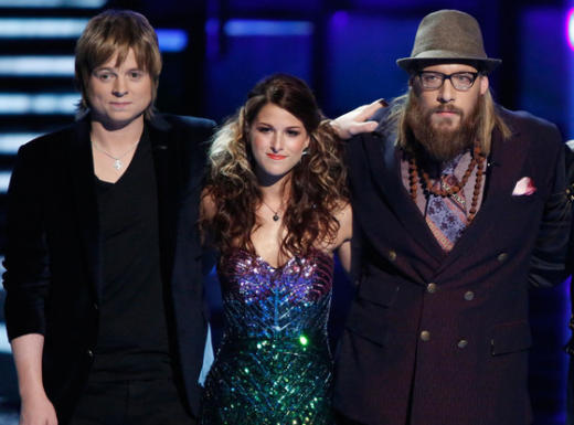 The Voice Top 3 Picture