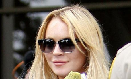 Lindsay Lohan Might Die of Liver Failure