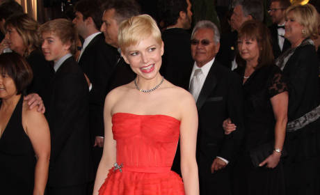 Who looked better at the Oscars, Emma Stone or Michelle Williams?