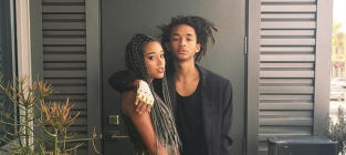 Jaden Smith Goes to Prom with Amandla Stenberg, Wears a Dress