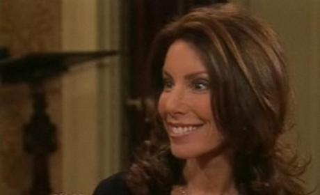 Danielle Staub on All My Children