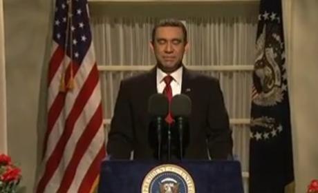 SNL Obama Skit: Nobel Style!