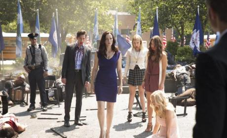 The Vampire Diaries Season 7: First Photo!
