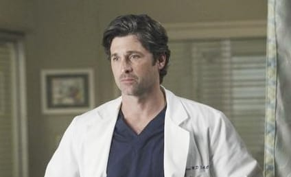 Patrick Dempsey to Check Out of Grey's Anatomy?