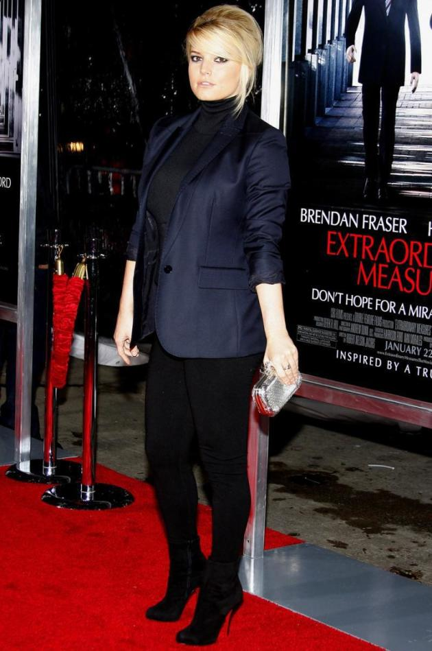 Jessica Simpson Fashion Photo