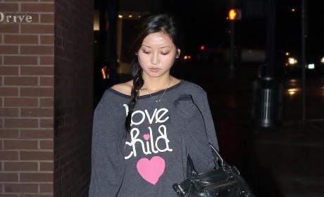 Pregnant Brenda Song Pic?