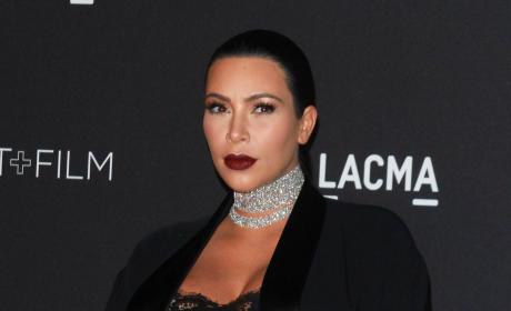 Stern Kim Kardashian