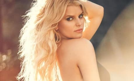 Jessica Simpson Swimsuit Image