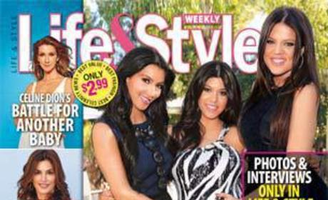 Kourtney Kardashian Kounts Down to Child Birth, Final Days of Pregnancy Publicity