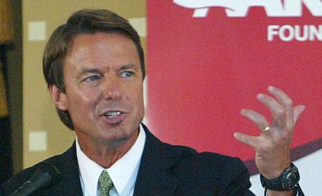 John Edwards to Rielle Hunter: Move in With Me!