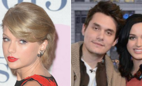 Taylor Swift: Contacting John Mayer Following His Split From Katy Perry?