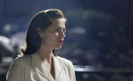 What grade would you give the Agent Carter premiere?