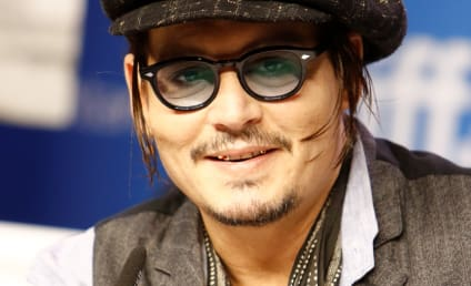 Johnny Depp Will Beat You With a Brick If You Bully His Kids