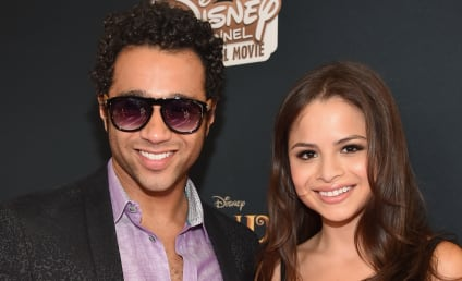Sasha Clements Marries Corbin Bleu!