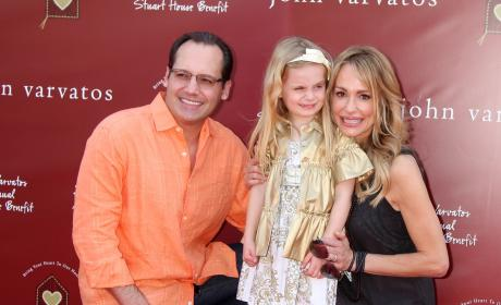 Taylor Armstrong and Family