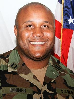 Christopher Dorner Picture