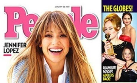 What do you think of Jennifer Lopez's People Cover?
