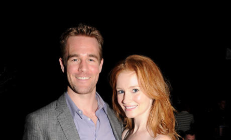 James Van Der Beek & Kimberly Brook: Expecting #2!