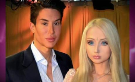 Justin Jedlica, Human Ken Doll, Really Needs to Bang Human Barbie