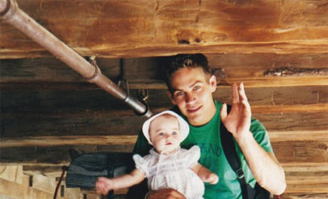 Paul Walker, Baby Meadow Walker