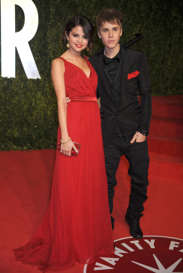 Selena Gomez and Justin Bieber Picture