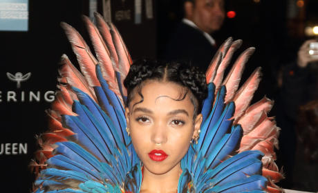 FKA Twigs and Robert Pattinson: Yes, They're Engaged!
