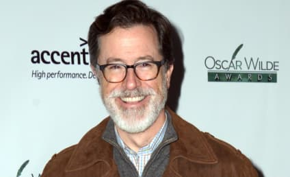 Stephen Colbert Debuts Epic Wizard Beard; Internet Goes Wild!