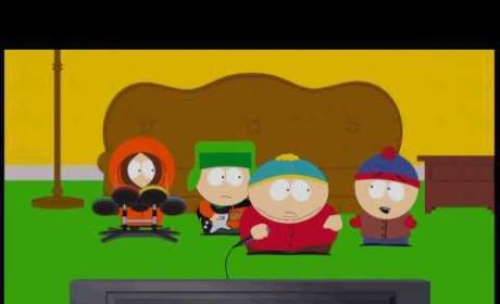 South Park Parodies Lady Gaga