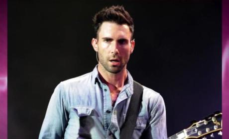 Adam Levine: People Sexiest Man Alive 2013!