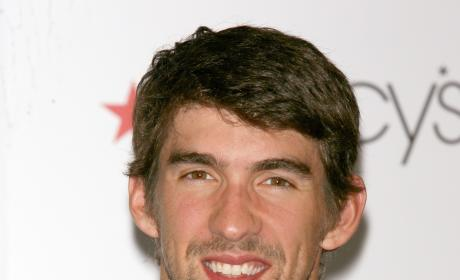 Michael Phelps Photograph