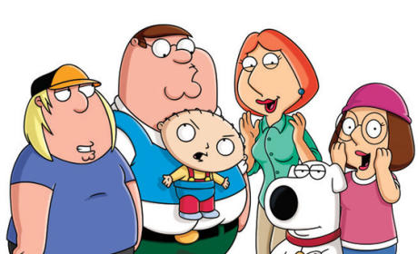 Family Guy Family Pic