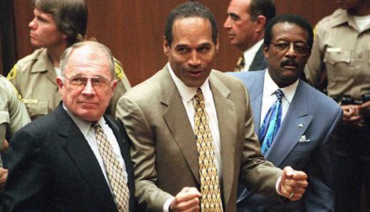 O.J. Verdict