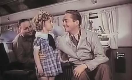 Shirley Temple Remembered: On the Good Ship Lollipop...