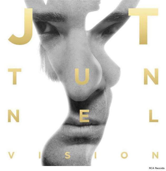 Justin Timberlake Single Art
