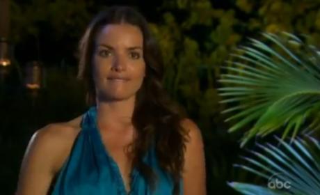 Courtney Robertson: Sort of Defended By Ex-Boyfriend Cavan Clark!