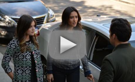 Pretty Little Liars Season 5 Episode 22 Recap: ARRESTED!